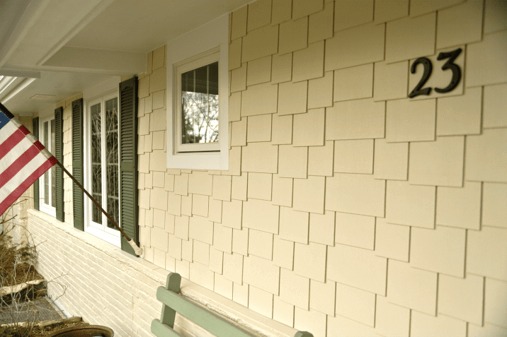 Replacement Windows and Fiber Cement Siding