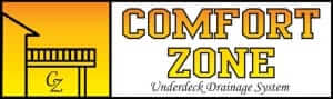 Comfort Zone Underdeck Drainage System