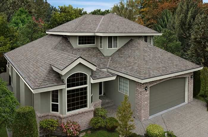 Vista Highlander Natural Wood Shingle Roofing