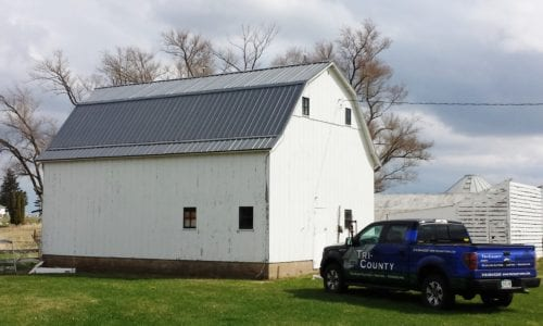 Agricultural Steel Roof
