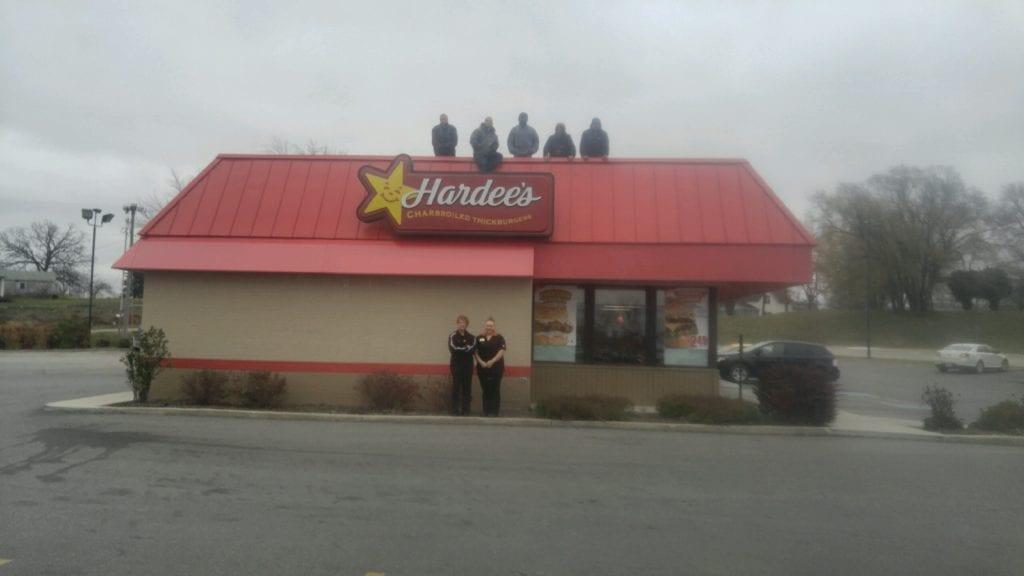 Hardees Toledo IA