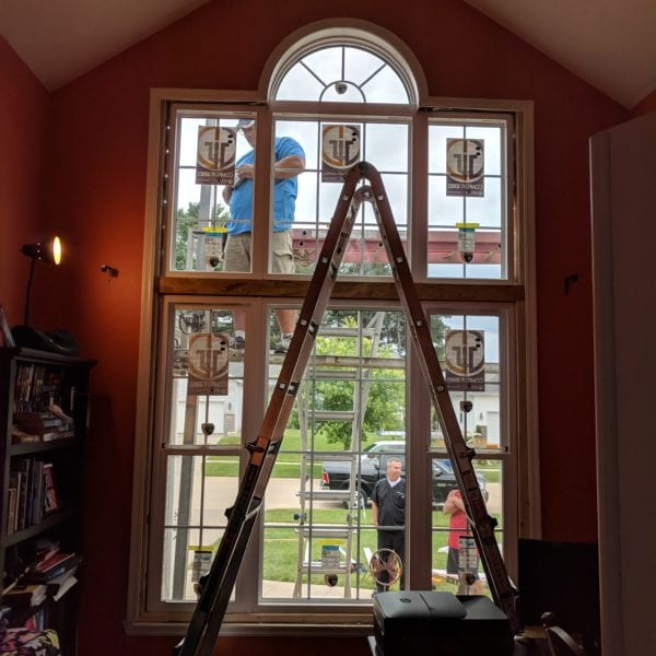 New Valuted Windows