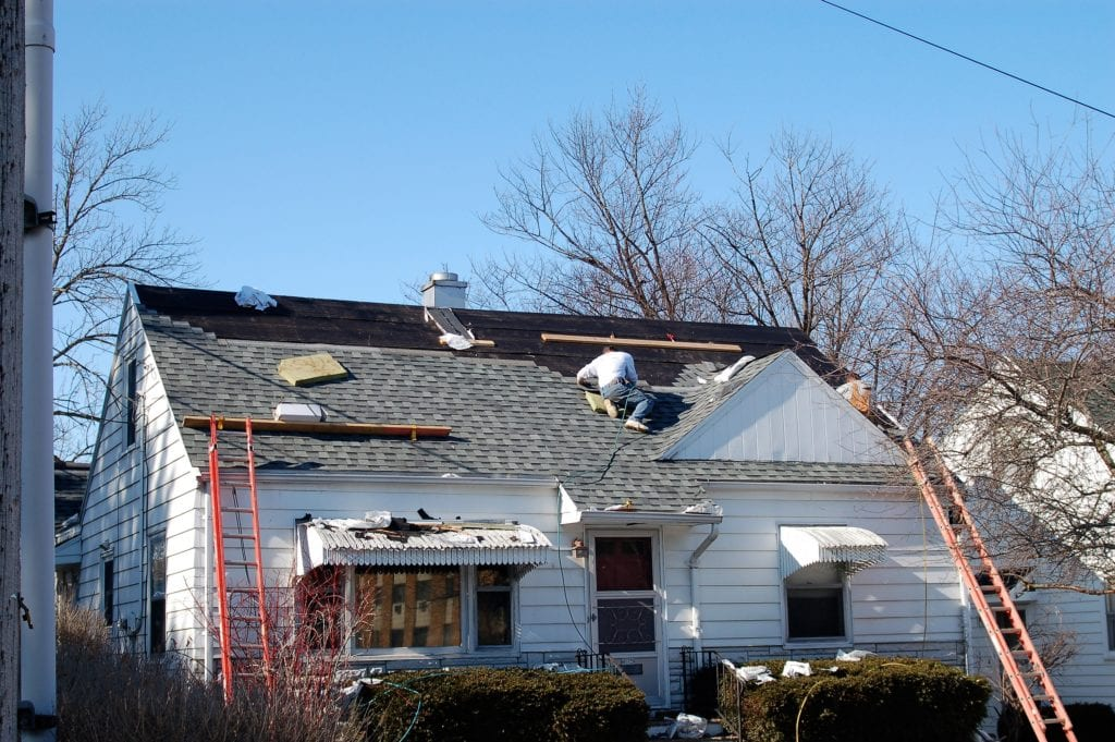 Installing a New Shingle Roof